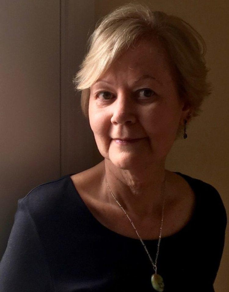 La autora Gail Lukasik, que guardó el secreto de su madre durante 17 años (Cortesía de Gail Lukasik)