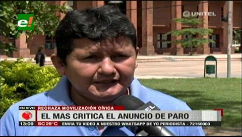 Muñoz dice que cívicos reciben órdenes de EEUU y opositores que huyeron