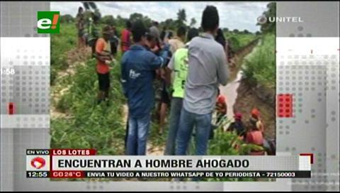 Encuentran cuerpo de joven que cayó a un canal y se eleva a cuatro el número de fallecidos por lluvias