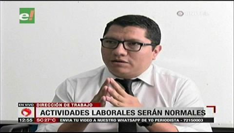 Santa Cruz: Dirección del Trabajo dice que el viernes las actividades laborales son normales