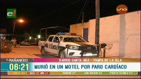 Santa Cruz: Hombre es encontrado muerto en un motel