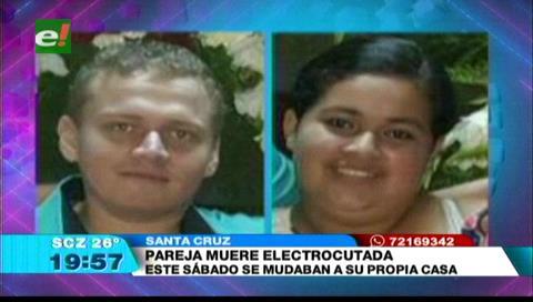Confirman mala instalación eléctrica en casa de esposos fallecidos