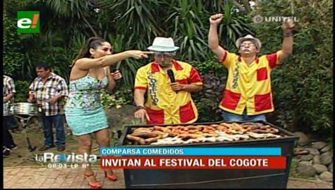 "Humor: ""Los Comedidos"" invitan a su Festival del ""cogote"""