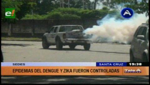 Santa Cruz: Piden limpieza de domicilios para evitar zika, dengue y chikunguña