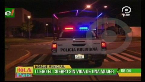 Santa Cruz: Encuentran muerta a una mujer en su domicilio