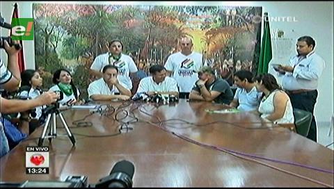 Comité Cívico convoca a movilizaciones este viernes