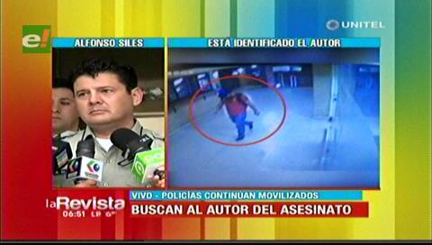 Controlan terminales y fronteras para impedir la fuga del asesino del abogado Herrera