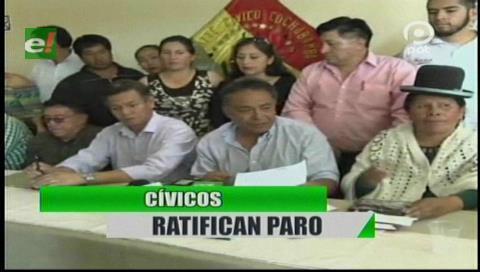 Video titulares de noticias de TV – Bolivia, noche del martes 30 de enero de 2018