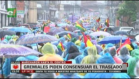 Gremiales de Los Pozos y La Ramada exigen ser convocados por la Alcaldía, anuncian movilizaciones