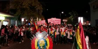 Siguieron las protestas en la tercera precarnavalera