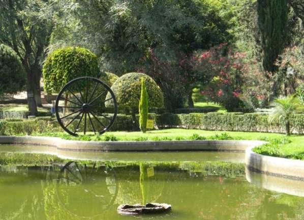 Paseos perfectos para refrescarse en verano for Caracteristicas de un jardin botanico