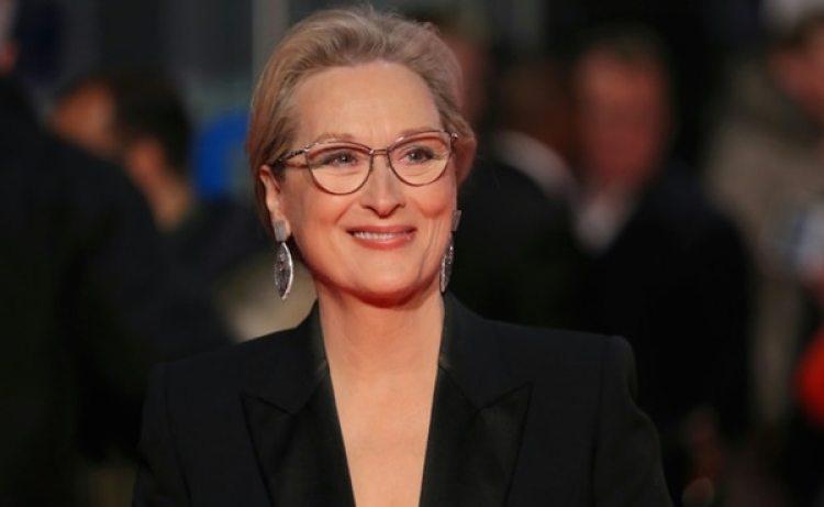 """La tres veces ganadora del Oscar Meryl Streep actuará junto a Reese Witherspoon y Nicole Kidman en la segunda temporada de """"Big Little Lies"""" (AFP/Archivos – Daniel LEAL-OLIVAS)"""