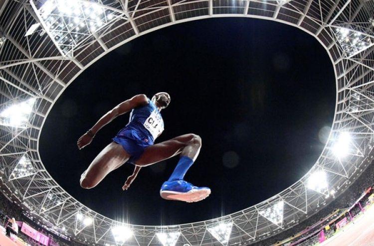 Los mundiales de atletismo se han convertido en eventos de gran atracción (Reuters)