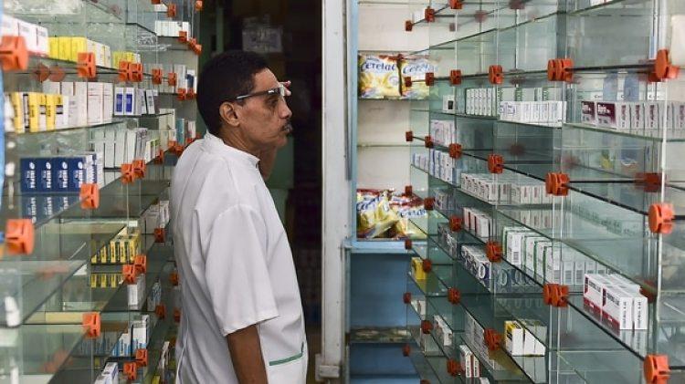 Desabastecimiento de medicamentos en Venezuela (AFP)