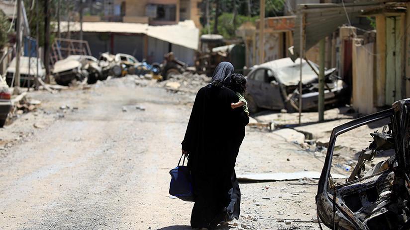 'Banderas Blancas': Surge una nueva organización terrorista en el norte de Irak