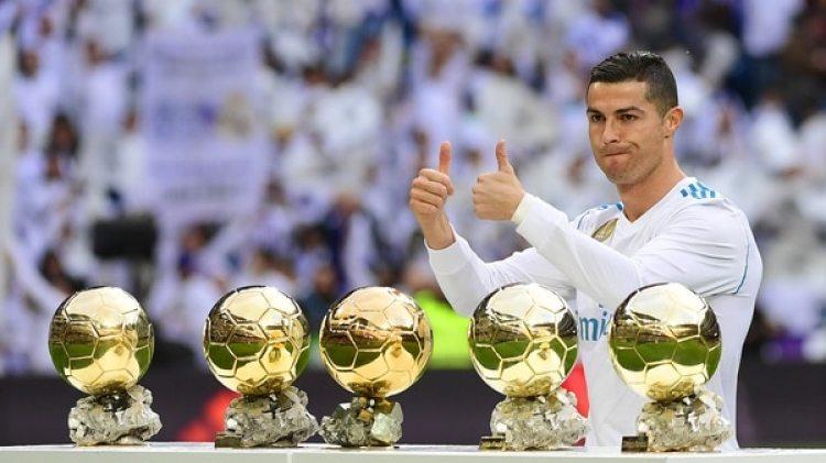 Cristiano Ronaldo tendrá un nuevo contrato con el Real Madrid a partir de la próxima temporada (AFP)