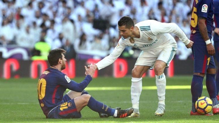 El salario de Cristiano Ronaldo crecerá la próxima temporada pero seguirá lejos del de Lionel Messi