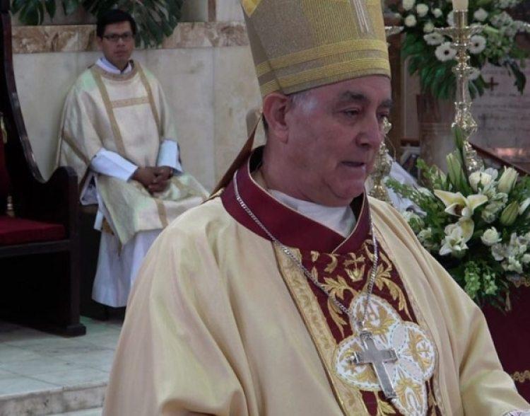 El Obispo de Chilpancingo Salvador Rangel Mendoza (Diócesis de Chilpancingo)
