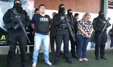 La Policía presenta a los presuntos responsables de la muerte del abogado Julio César Herrera