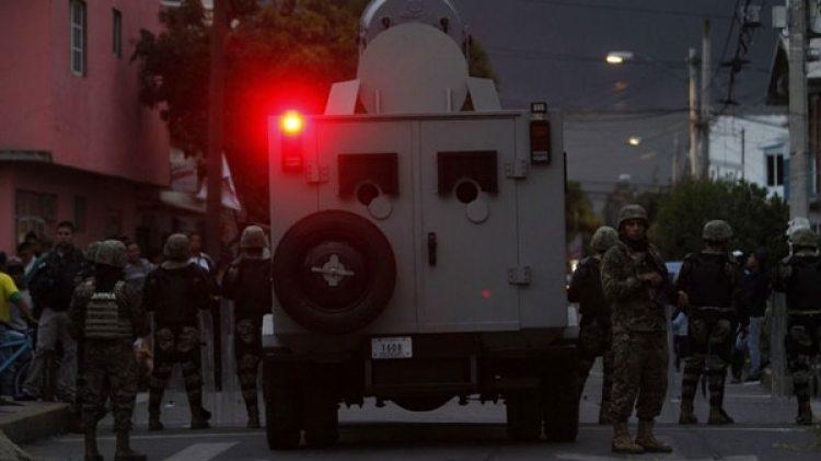 """Imágenes del operativo donde fue asesinado """"El Ojos"""""""