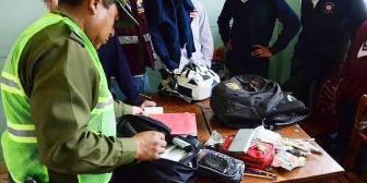 Cochabamba. Microtráfico: envían a policías de civil a unidades educativas