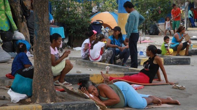 Venezolanos en Barranquilla, Colombia