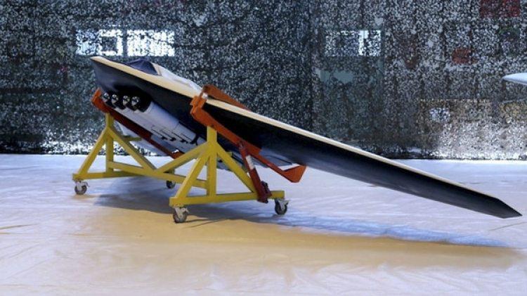 Irán mantiene una flota muy activa de drones en la región(AP)