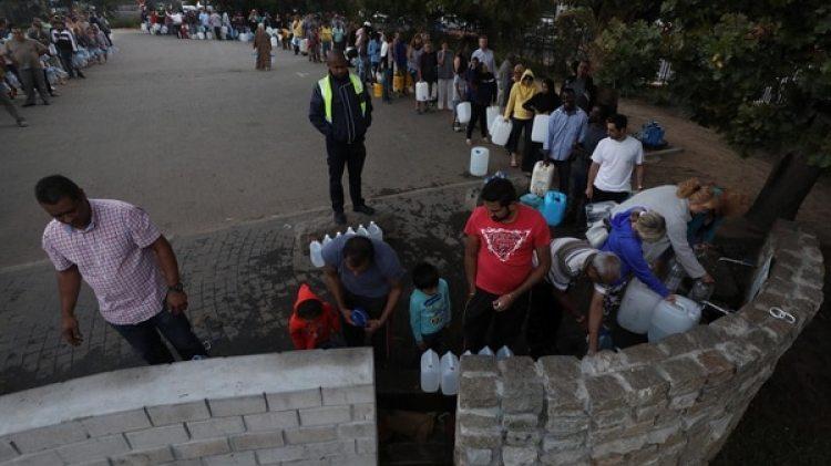 Los problemas de agua de la ciudad ya se advertían desde hace décadas (Reuters)