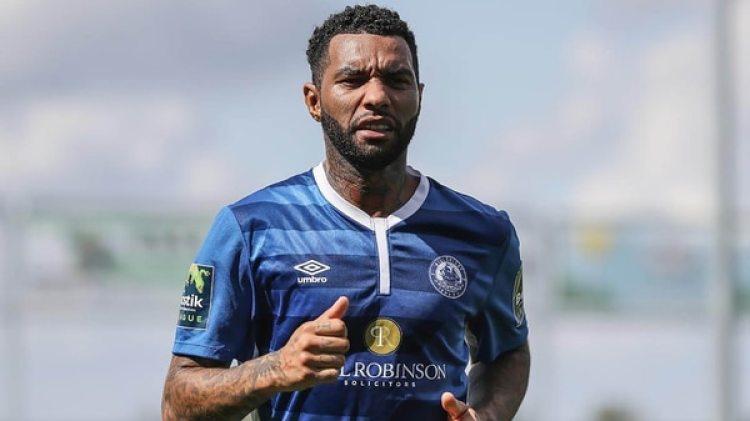 Jermaine Pennant tiene 35 años y actualmente juega en el Bury FC (Getty Images)