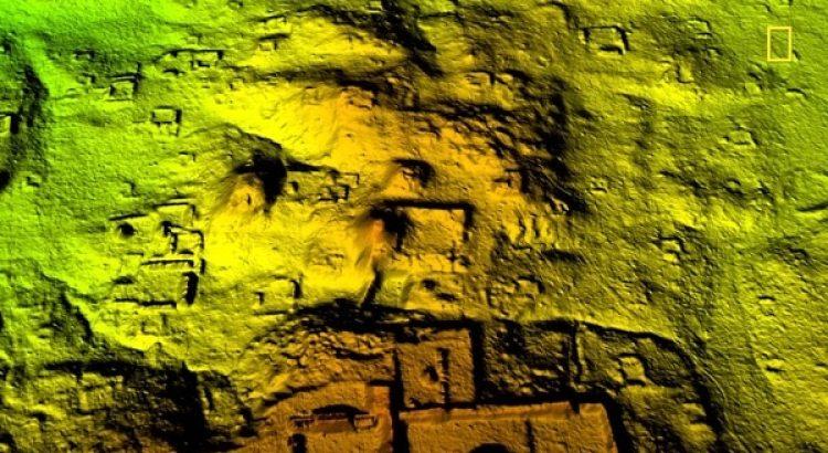 La tumba maya en la que hallaron los reveladores objetos y ofrendas