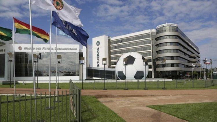 La Conmebol advirtió que Paraguay podría perder la sede
