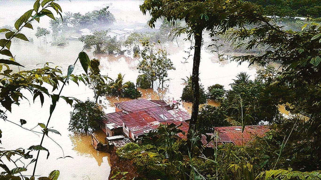 Senamhi advierte tormentas en seis municipios de Tarija