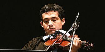 Bruno Muñoz interpreta composiciones de Vivaldi