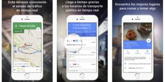 Google Maps lleva la información útil en tiempo real a su versión para iOS