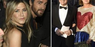 Ahora cobra sentido la última portada de Jennifer Aniston y Justin Theroux justo antes de su divorcio