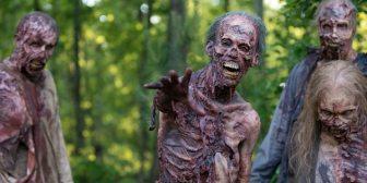 The Walking Dead mostrará por primera vez un zombie desnudo