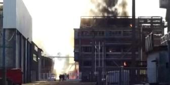 Al menos 2 muertos en una gran explosión en fábrica de semillas oleaginosas en Francia