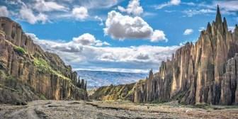 El Valle de las Ánimas, el bosque petrificado de La Paz