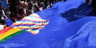 Canciller: Bolivia tiene un solo corazón cuando hablamos del mar