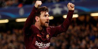 El hechizo que rompió Lionel Messi ante Chelsea y el umbral de un nuevo récord