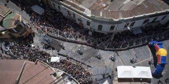 Video: cuando el vértigo y la velocidad invaden las calles de Valparaíso