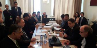 Evo Morales se reunirá con equipo jurídico antes del inicio de fase oral de la demanda marítima