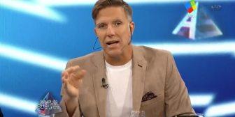 """Duro editorial de Alejandro Fantino contra """"Chiqui"""" Tapia: """"Armen la AGFA, Asociación de Gordos Federados Argentinos"""""""