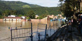 Casas inundadas y ganado perdido en Guanay por lluvias y desborde de río