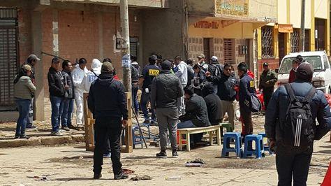 Evo ofrece recompensa para atrapar a autores de las explosiones en Oruro