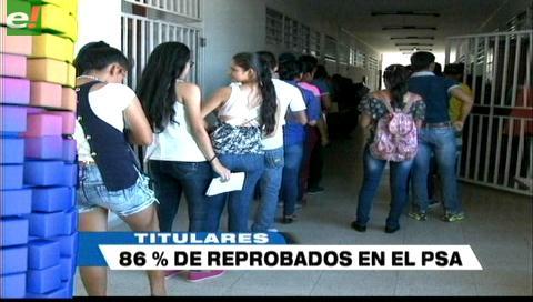 Video titulares de noticias de TV – Bolivia, noche del martes 6 de febrero de 2018
