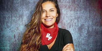 """Alejandra Serrate: """"Evo fue colegio y universidad en el tema de bloqueos y paros"""""""