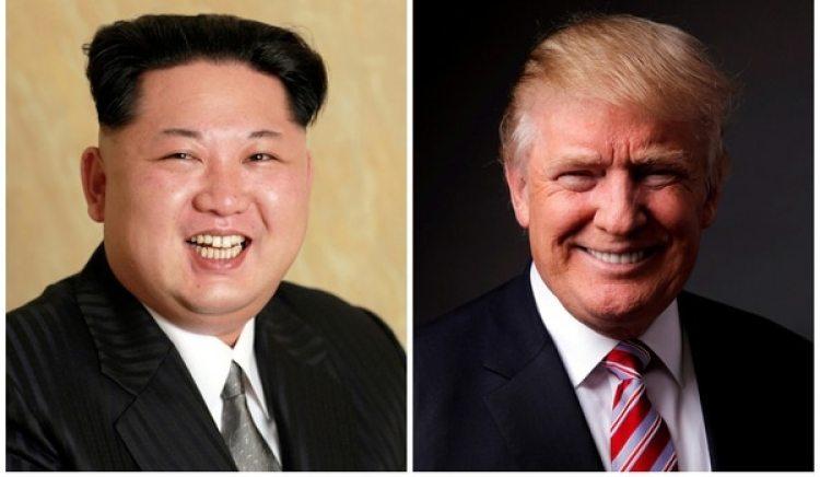 Kim Jong-uny Donald Trump (REUTERS)
