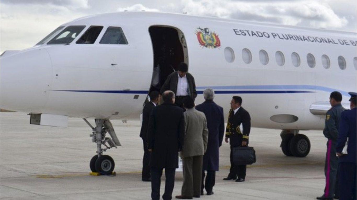 Bolivia desplegó bandera de 200 kilómetros para apoyar demanda marítima