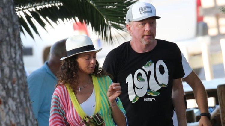 Lilly, esposa de Boris Becker, confesó cómo vivió la bancarrota del ex tenista alemán (Grosby Group)